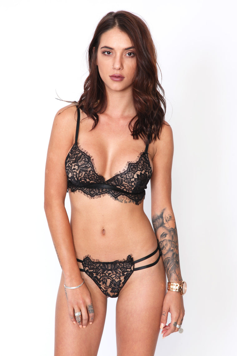 Trading Places Intimates Set