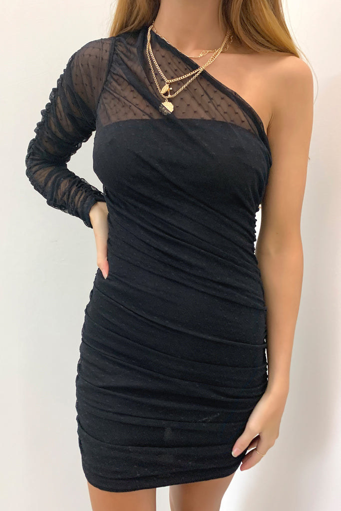 Mabel Dress - Black