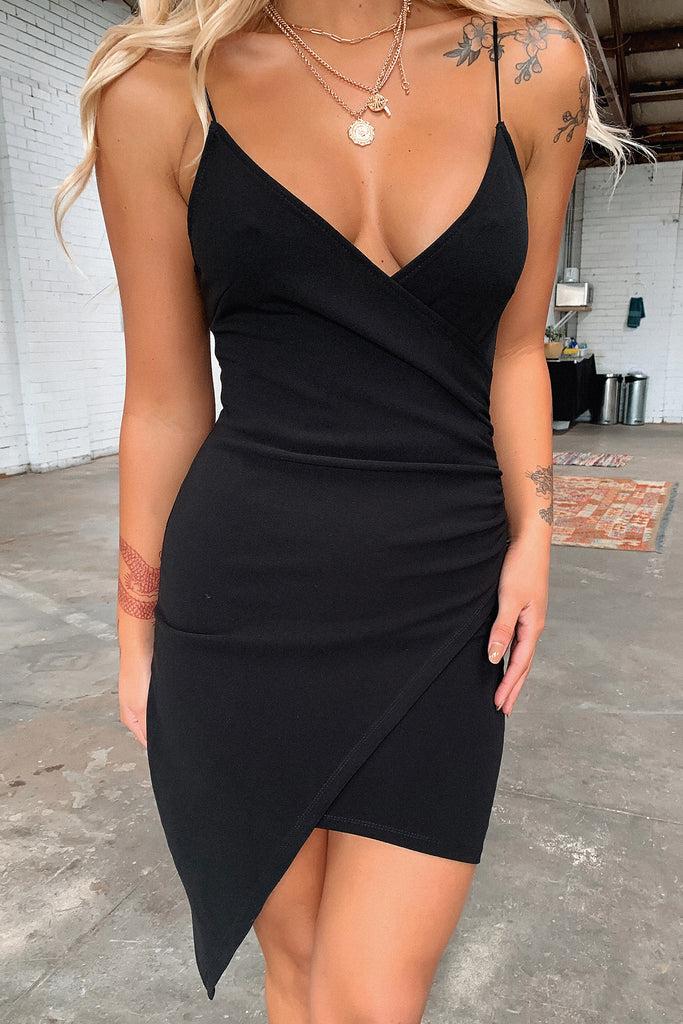 Portia Dress - Black