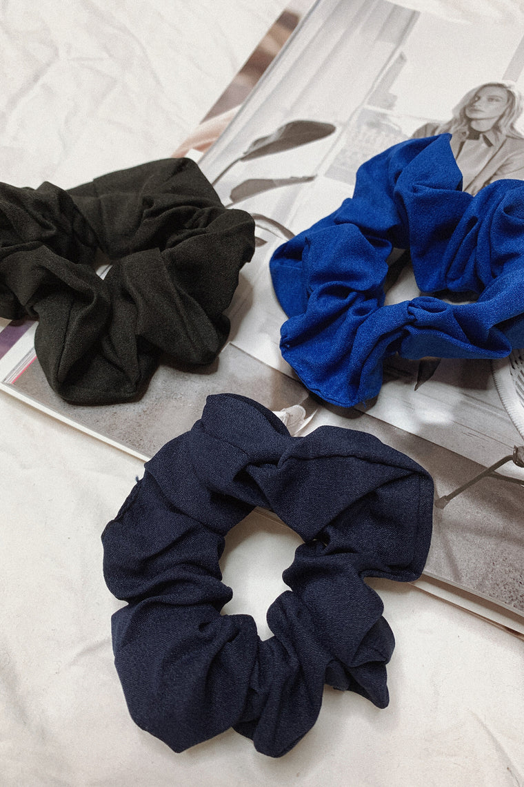 Scrunchies Pack - Dark