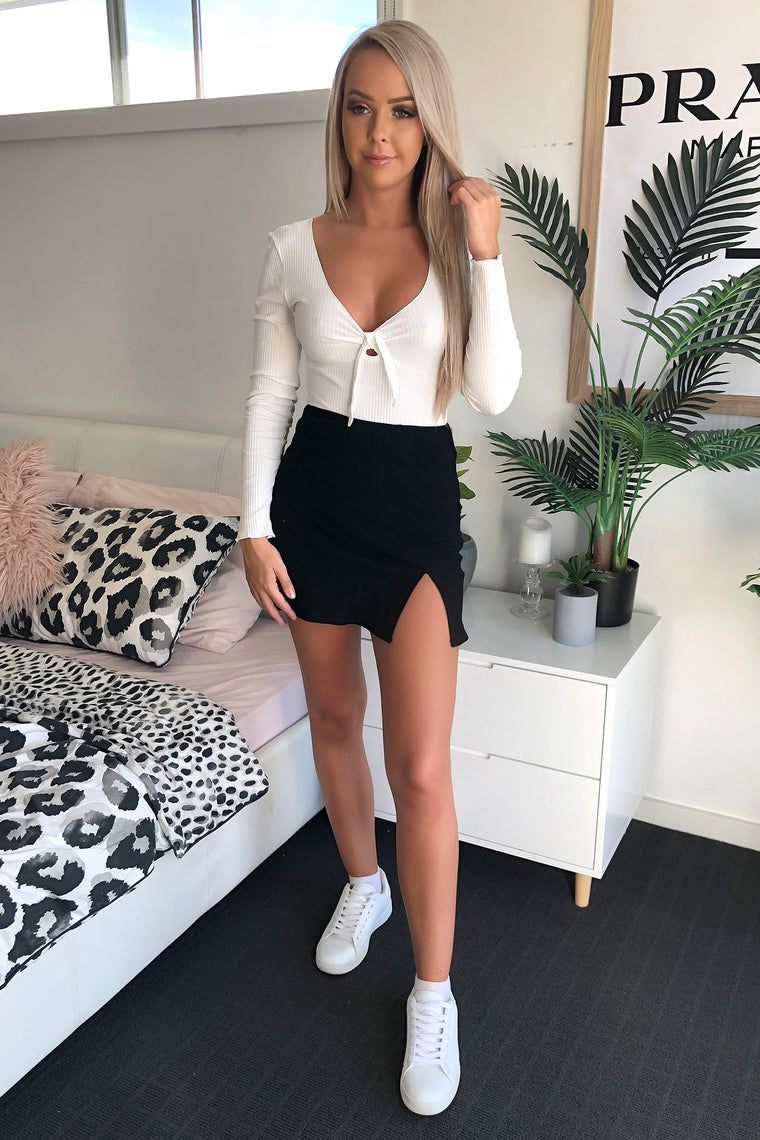 Zara Skirt - Black