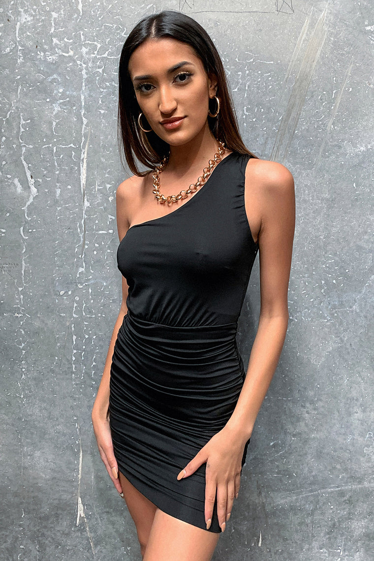 Kaliah Dress - Black