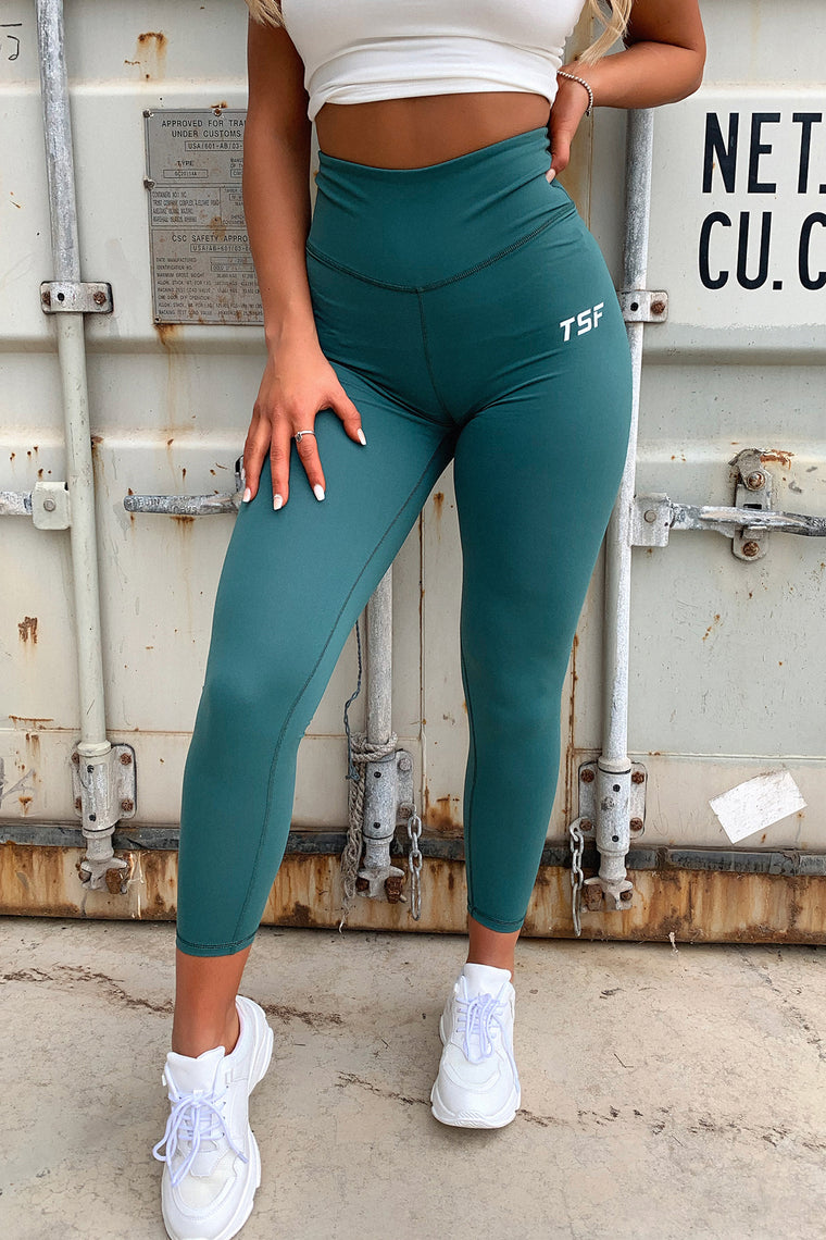 TSF Nerve Tights - Emerald