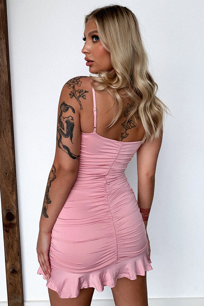 Rikki Dress - Pink