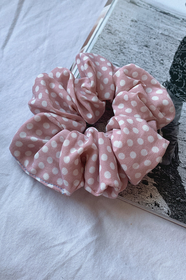 Scrunchies Pack - Polka Dots