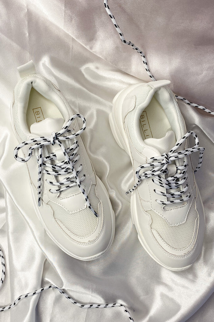 Stassi Sneakers - White