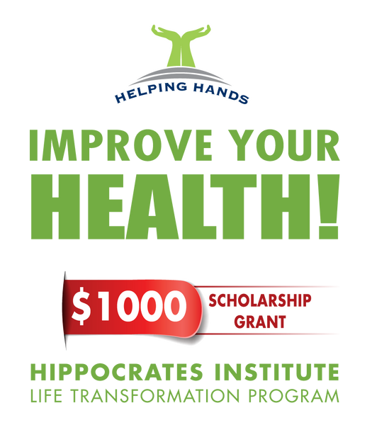 Hippocrates Health Institute scholarship grant