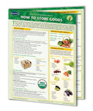 How to store goods and food raw vegan guide