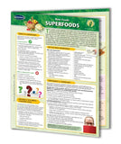 Guide to Superfoods raw vegan chart