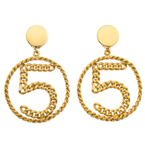 Chanel Jewellery and the Number 5