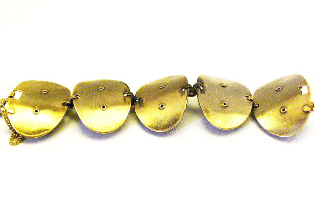 schiaparelli bookpiece bracelet back