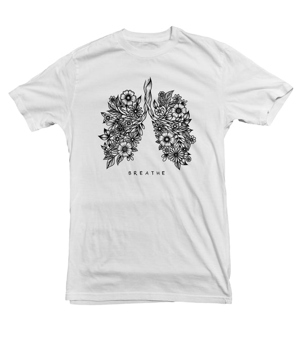 Breathe in Growth Tee