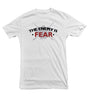 The Enemy Is Fear TeeTees|Wearable Therapy|Tokii|Fashion|Women's Clothing|Men's Clothing|Stand Up|Speak Up|Mental Health|Awearness|Stop the Stigma