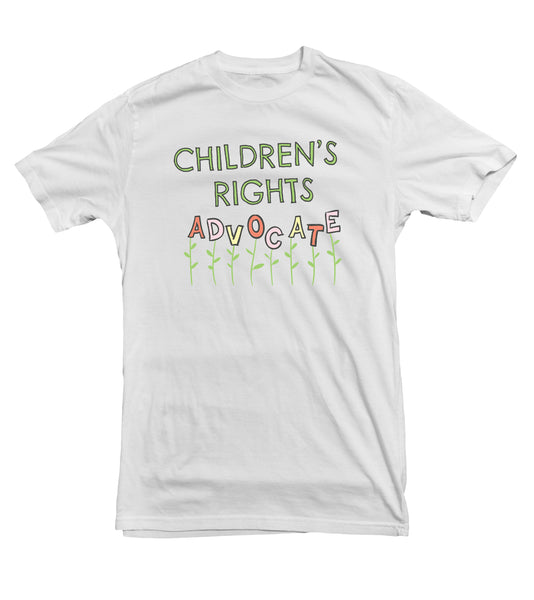 I Advocate For Children Tee
