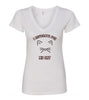 I Advocate for Cats V Neck Tee