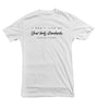 I Don't Live By Your Body Standards TeeTees|Wearable Therapy|Tokii|Fashion|Women's Clothing|Men's Clothing|Stand Up|Speak Up|Mental Health|Awearness|Stop the Stigma