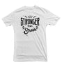 Stronger Than Stress TeeTees|Wearable Therapy|Tokii|Fashion|Women's Clothing|Men's Clothing|Stand Up|Speak Up|Mental Health|Awearness|Stop the Stigma