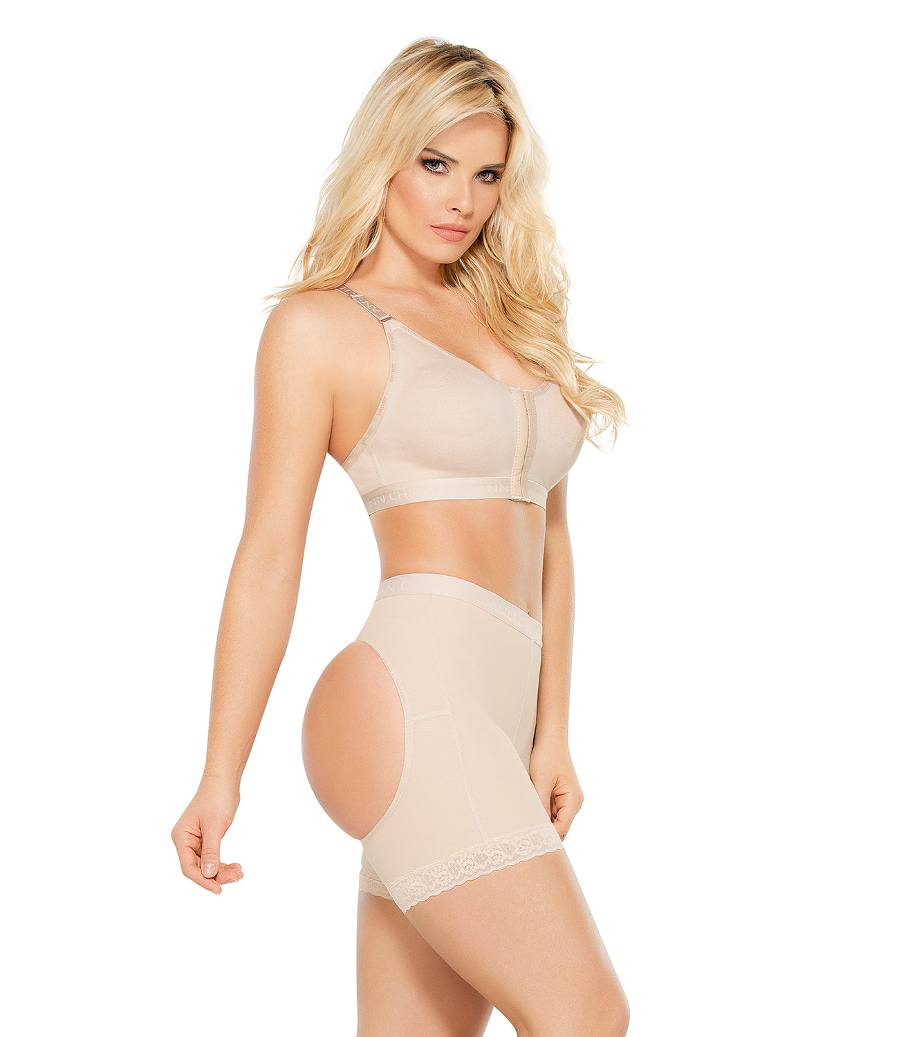 Ann Chery 1045 Amalia Women Compression Shorts Thigh Shapers Butt Lifter