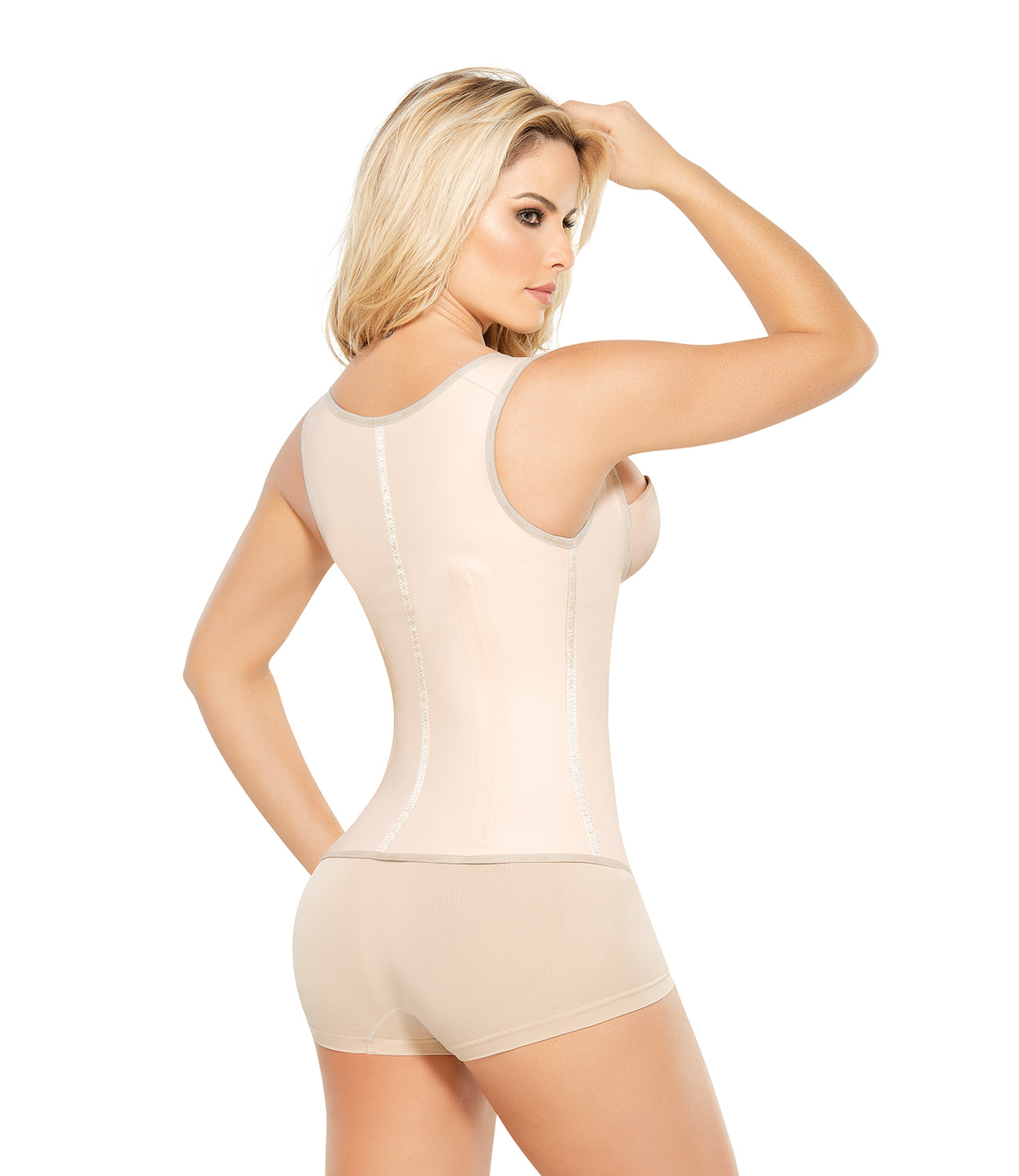 Ann Chery 2027 Chaleco Latex Faja Reductora Waist Training Vest
