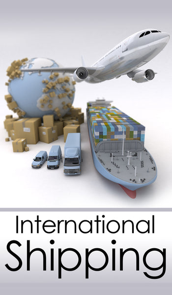 International Shipping - Ann Chery