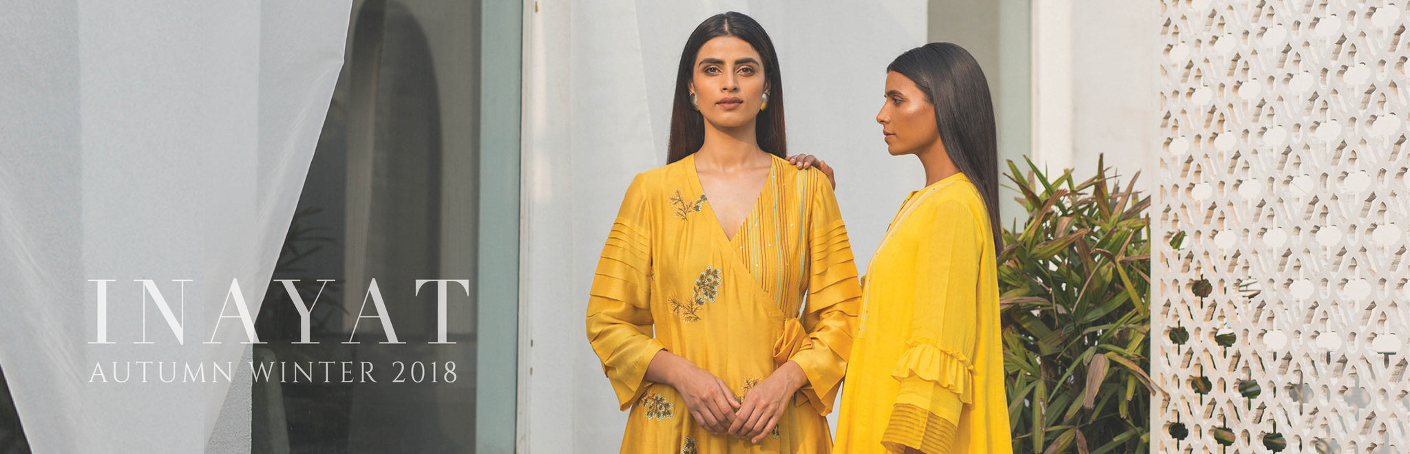 Devnaagri AW18 Inayat - Pret and Couture