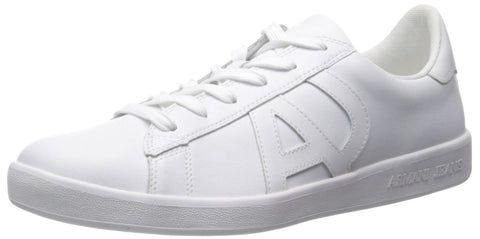 Armani Jeans Men's Action Leather Fashion Sneaker 0M565-YO-10