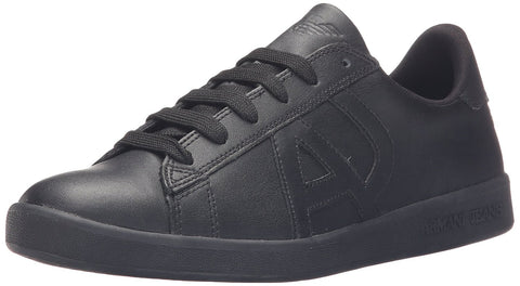Armani Jeans Men's Action Leather Fashion Sneaker 0M565-YO-12