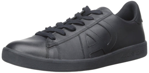 Armani Jeans Men's Action Leather Fashion Sneaker 0M565-YO-5C