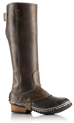 Sorel SLIMPACK RIDING TALL Waterproof Womens Boots 1517851383