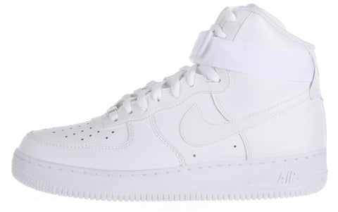 NIKE AIR FORCE 1 HIGH '07 Mens Sneakers White/White 315121-115