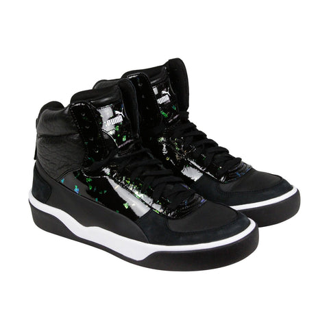 Puma MCQ BRACE MID BLACK Mens Sneakers 35948901-001