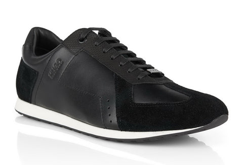 Hugo Boss Mens Sneakers Infini 50305701-001 in Black