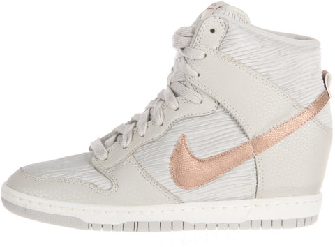 Nike Womens DUNK SKY HI sneakers 528899-013