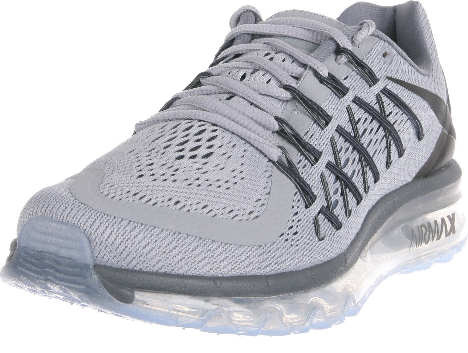official photos 10297 a0c9a ... NIKE AIR MAX 2015 Mens Running Sneakers 698902-009 ...