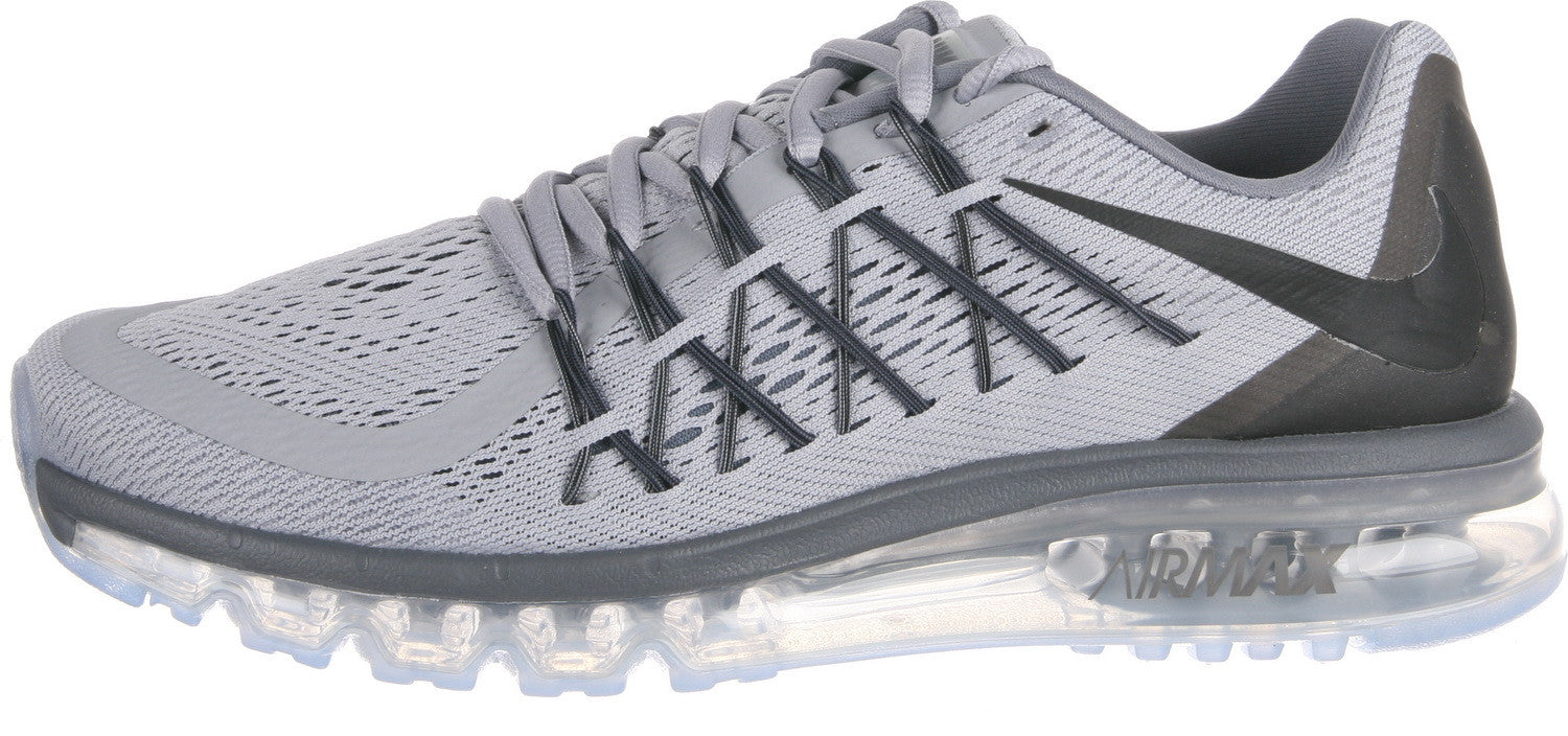 NIKE AIR MAX 2015 Mens Running Sneakers 698902-009 – Premium Laces NY 72487a166b50