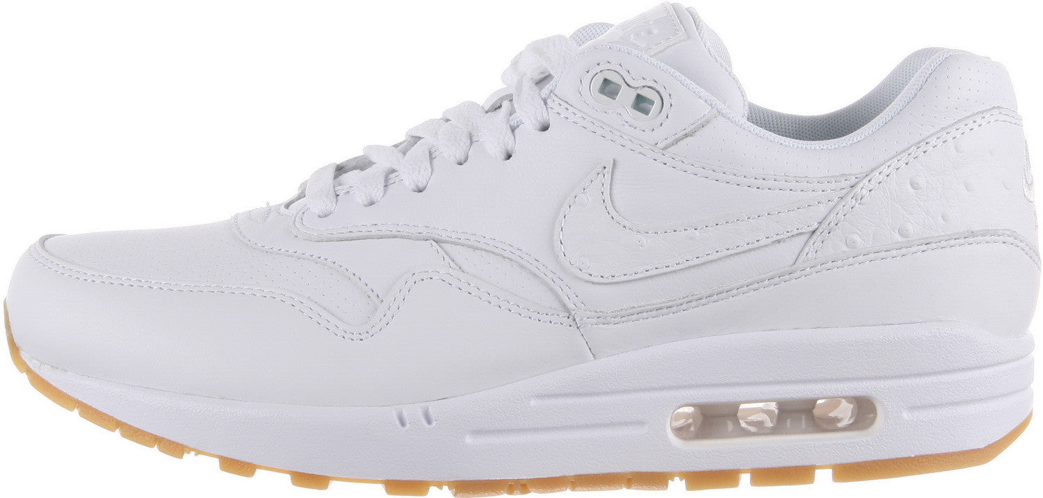 b66224c5e08a11 NIKE AIR MAX 1 LEATHER PA Mens Sneakers 705007-111 – Premium Laces NY
