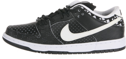 NIKE DUNK LOW PREM BHM SB QS Mens Sneakers 745956-010