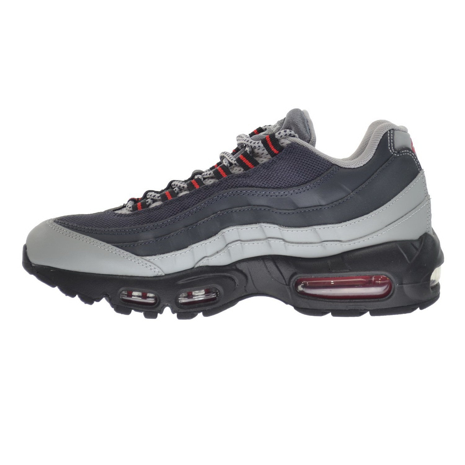 quality design c72f0 1b7dd NIKE AIR MAX 95 ESSENTIAL Mens Sneakers 749766-006 – Premium Laces NY