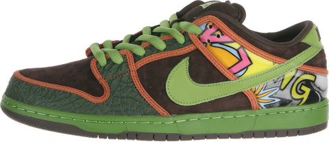 Nike SB DUNK LOW PRM DLS SB QS MENS Sneakers 789841-332