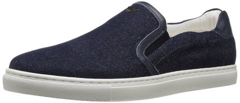 Armani Jeans Men's Slip On Fashion Sneaker C6576-95-15