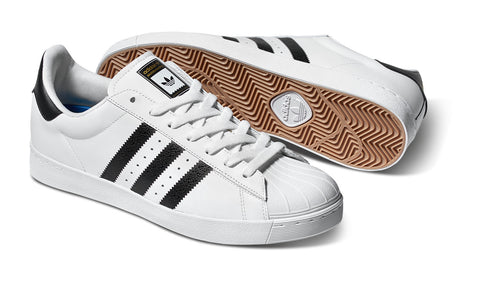 Adidas SUPERSTAR VULC ADV Men's Sneakers D68718