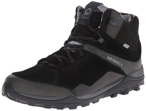 MERRELL FRAXION MID WTPF J32163 Mens Shoes  BLACK