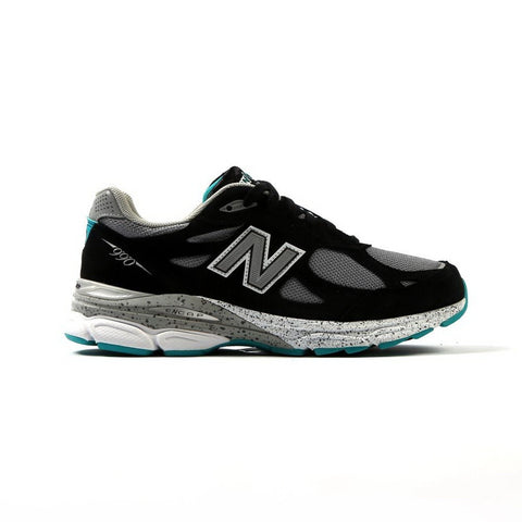 New Balance Mens 990v3 Sneakers M990OB3