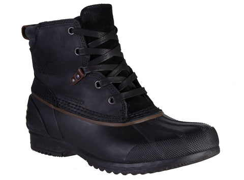 Sorel Men's ANKENYTM Boots- Black Grill NM2101010 1553381010