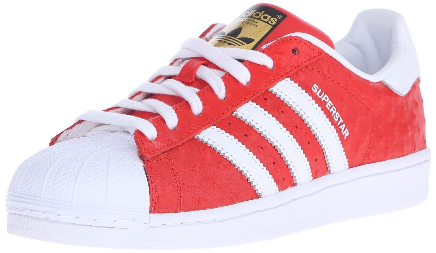 deb71a429 Adidas SUPERSTAR ANIMAL Mens sneakers S75158 – Premium Laces NY