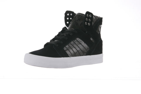 SUPRA WOMENS sneakers SKYTOP WEDGE SW08000-BLK