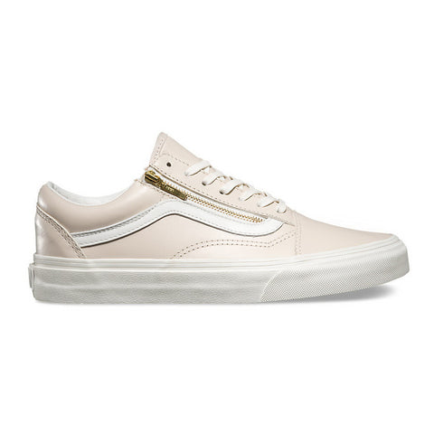 Vans LEATHER U OLD SKOOL ZIP Mens Sneakers VN-018GIFN