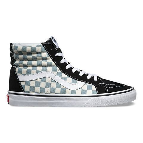 Vans CHECKERBOARD U SK8-HI REISSUE Mens Sneakers VN-03CAIB7