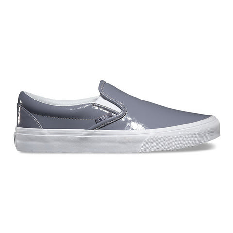 Vans TUMBLE PATENT U CLASSIC SLIP-ON Mens Sneakers VN-03Z4IWP
