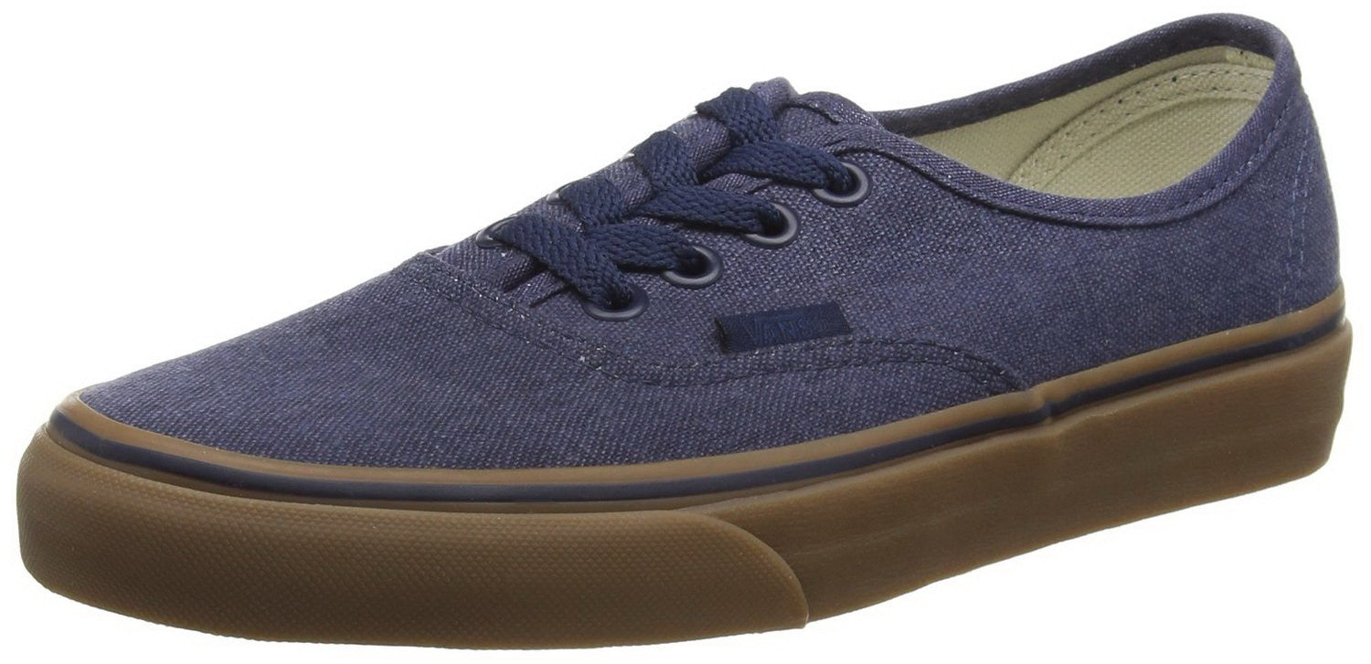 59988226a5 Vans WASHED CANVAS U AUTHENTIC Mens Sneakers VN-04MKIL6 – Premium Laces NY